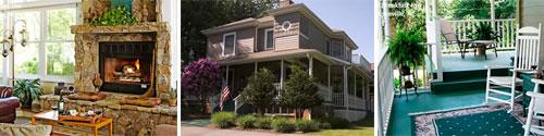 Andon Reid Inn Bed and Breakfast, Waynesville, North Carolina