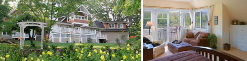 Arbor House Bed and Breakfast Inn, Black Mountain, NC