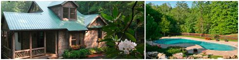 Catatoga Resort Vacation Rentals, Lake Toxaway, North Carolina