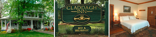 The Claddagh Inn Bed and Breakfast, Main Street, Hendersonville, NC