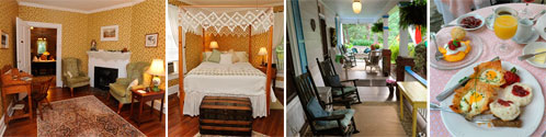Dry Ridge Inn Bed and Breakfast in Weaverville, NC