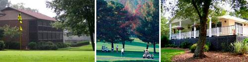 Etowah Valley Country Club and Lodge, Etowah, NC