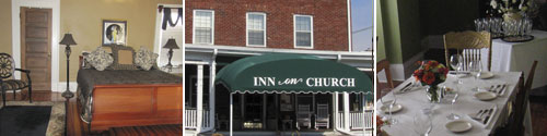 The Inn On Church Street, Hendersonville, NC