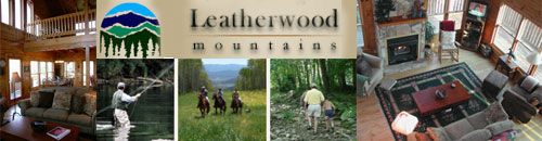 Leatherwood Mountains Resort and Equine Center near Blowing Rock, NC