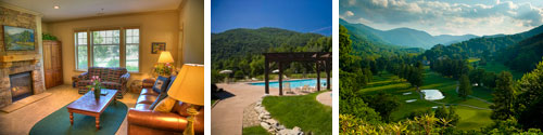 Maggie Valley Club Resort Vacation Rentals, Maggie Valley, NC