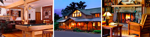 Bent Creek Lodge Bed and Breakfast Asheville, North Carolina