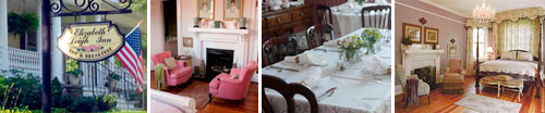 The Elizabeth Leigh Inn, Bed and Breakfast, Hendersonville, NC