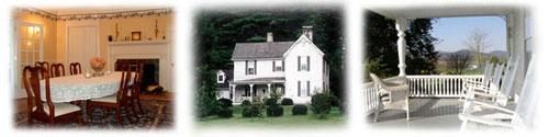 Key Falls Inn, in Pisgah Forest, near Brevard, NC