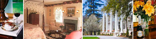 Pinebrook Manor Bed and Breakfast Inn, Flat Rock, Hendersonville, NC