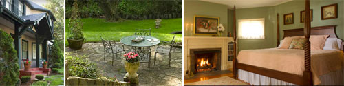 Pinecrest Bed and Breakfast, Asheville, North Carolina