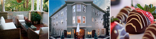 The Princess Anne Hotel Bed and Breakfast in Asheville, North Carolina
