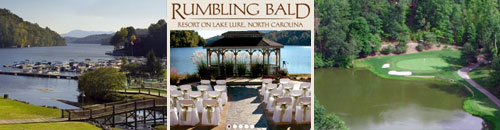 Rumbling Bald Resort, Lake Lure, NC