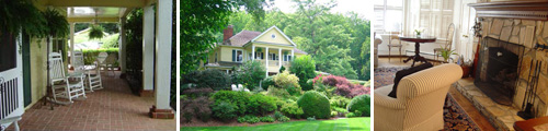 The Yellow House Inn Bed and Breakfast, Waynesville NC