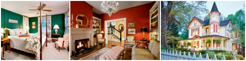 The Oaks Bed and Breakfast Saluda NC