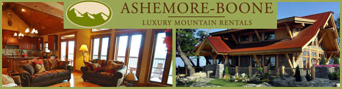 Ashemore-Boone Luxury Cabin Rentals, Boone, NC