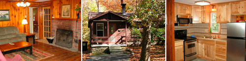 Cabins At Twinbrook Resort Maggie Valley NC