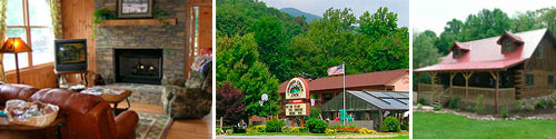 Jonathan Creek Inn and Villas, Maggie Valley, NC