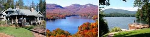Lake Toxaway Realty Vacation Rentals, Lake Toxaway, NC