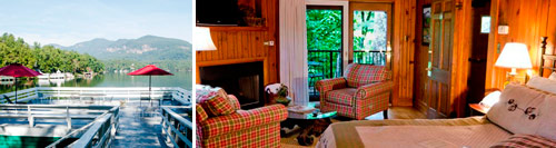 Lake Lure Lodge, Lodge on Lake Lure, NC