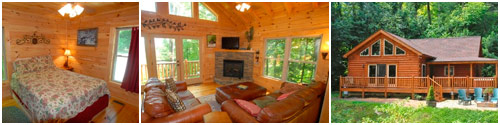 Maggie Mountain Vacations Rentals, Maggie Valley, NC