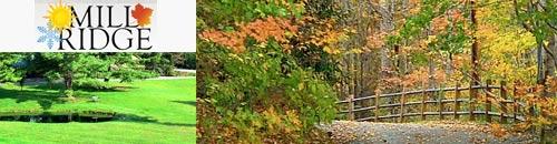 Mill Ridge Resort Vacation Rentals, Boone, NC