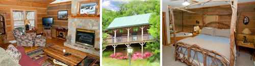 Mountainaire Inn and Log Cabins, Blowing Rock, North Carolina