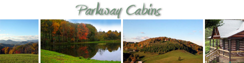 Parkway Cabins Rentals, Boone, NC