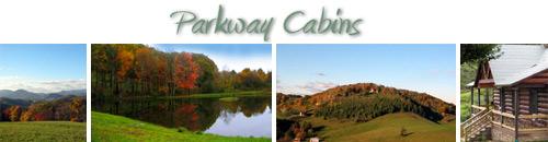 Parkway Cabins Rentals, Boone, NC