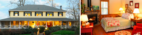 The Orchard Inn, Saluda, NC