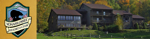 Yonahlosee Resort, Blowing Rock, NC