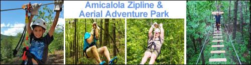 Amicalola Zipline and Aerial Adventure-Park