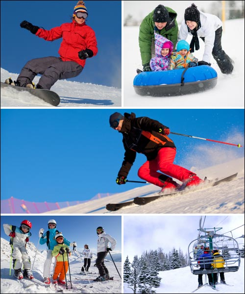 Blue Ridge Mountain Ski Resorts in Maryland, North Carolina, Pennsylvania, Tennessee, Virginia and West Virginia
