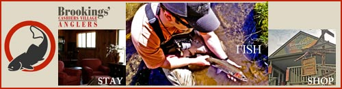 Brookings Fly Fishing Outfitters, Cashiers, North Carolina