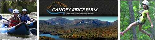Canopy Ridge Zip Lines and Outdoor Adventure Park, Lake Lure and Chimney Rock, NC