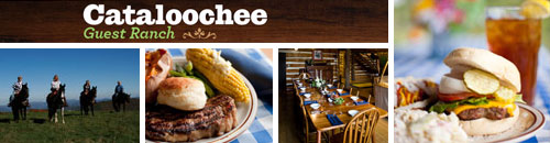 Cataloochee Guest Ranch Dining, Maggie Valley, NC