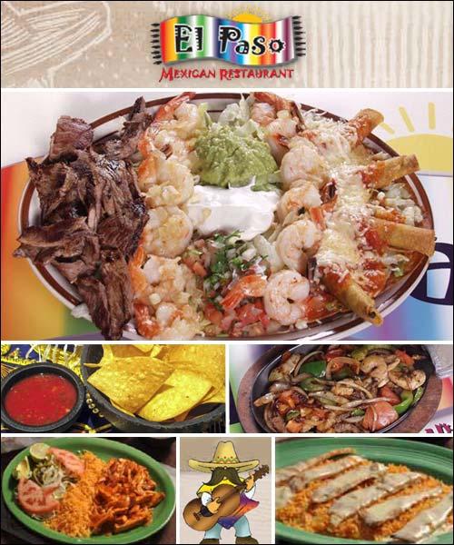El Paso Mexican Restaurants, Hendersonville, NC