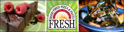 Fresh Wood Fired Pizza and Pasta, Black Moumtain, NC