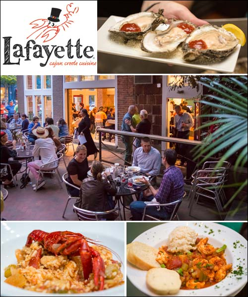 Lafayette-Bouchon Cajun Creole Cuisine, Asheville, NC