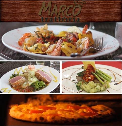Marco Trattoria Restaurant, Brevard, NC