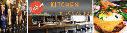 Native Kitchen and Social Pub, Black Mountain, NC