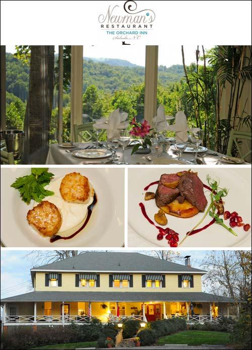 Hendersonville Dining Blue Ridge Travel Guide