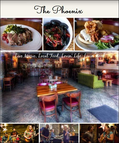 Phoenix Restaurant, Brevard, NC