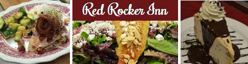 Red Rocker Inn Restaurant, Black Mountain, NC