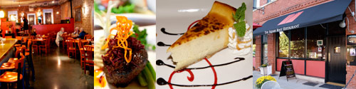 Click here to visit the Square Root Restaurant website