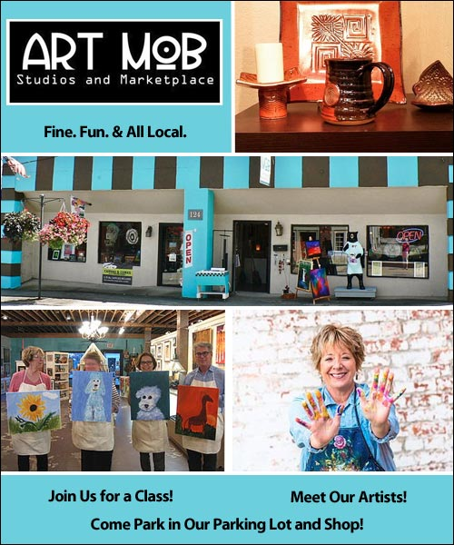 Art Mob Studio and Gallery, Hendersonville, NC