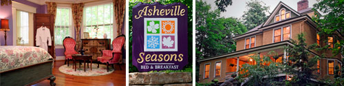 Asheville Seasons Bed & Breakfast Inn, Asheville, NC