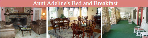 Aunt Adeline's Bed and Breakfast Inn, Hendersonville, NC