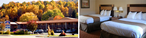 Best Western, Maggie Valley, NC