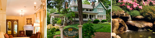Black Walnut Bed and Breakfast Inn, Asheville, NC