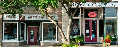 Brevard NC Art Galleries